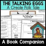 The Talking Eggs  A Creole Folktale