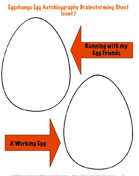 The Talking Eggs: Point of View Writing