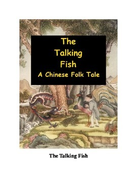 The Talking Fish - A Chinese Folk Tale