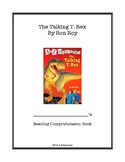 The Talking T.Rex Reading Comprehension Book