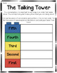 Conversation Skills Activity - The Talking Tower