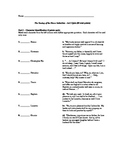 The Taming of the Shrew Induction to Act I Quiz or Test