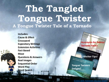 The Tangled Tongue Twister (Cause & Effect)