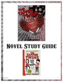 The Tapper Twins Go to War (With Each Other) Novel Study Guide