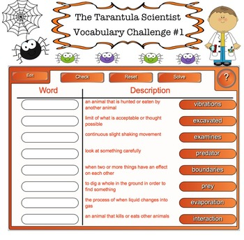 """The Tarantula Scientist"" Bundle"
