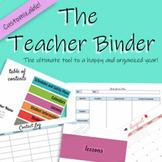 The Teacher Binder