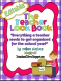 The Teacher Look Book/Notebook/ Binder Purple