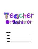 The Teacher Organizer PLUS