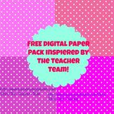 The Teacher Team Inspired Paper Mini Kit
