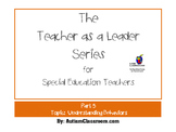 The Teacher as a Leader Series for Special Ed. (Part 5: Un