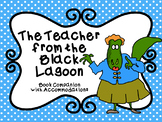The Teacher from the Black Lagoon Book Companion with NO P