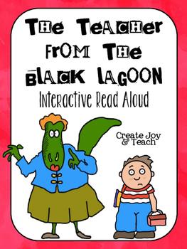 The Teacher from the Black Lagoon Interactive Read Aloud