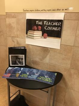 The Teacher's Corner
