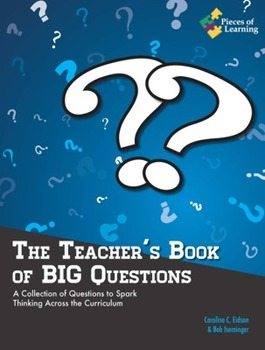 The Teacher's Book of BIG Questions