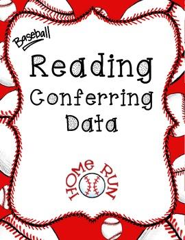 The Teacher's Conferring Notebook: Baseball Theme