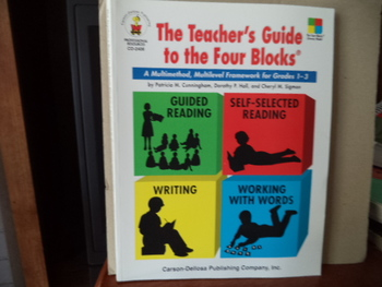 The Teacher's Guide to the Four Blocks ISBN#0-88724-494-7