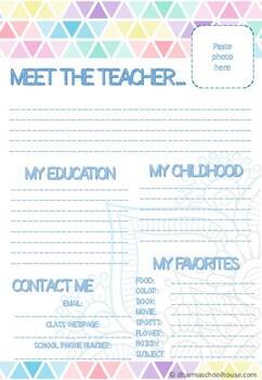 The Teacher's Planner