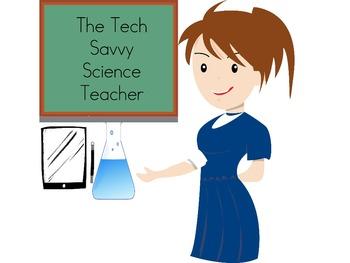 The Tech Savvy Science Teacher Credit Image