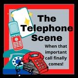 The Telephone Scene