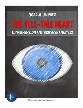 The Tell-Tale Heart: Comprehension and Suspense Analysis