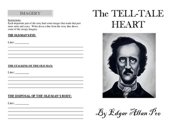 The Tell Tale Heart Booklet