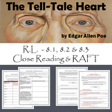 The Tell-Tale Heart - Close Reading & RAFT