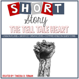 The Tell Tale Heart - Common Core Aligned