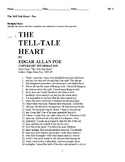 The Tell Tale Heart - Edgar Allan Poe Story & Questions