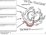 """The Tell-Tale Heart"" Graphic Organizer"
