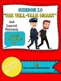 Louisiana Guidebook: The Tell-Tale Heart Compatible Workbook