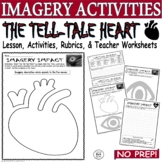 The Tell-Tale Heart Imagery Activity Graphic Organizer w/