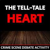 The Tell-Tale Heart - Insanity Plea Activity- Crime Scene Debate