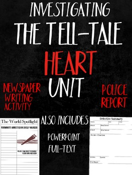 The Tell Tale Heart Investigation Unit