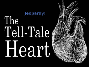 The Tell-Tale Heart Jeopardy