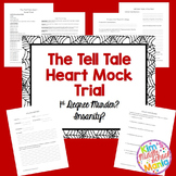 The Tell Tale Heart Mock Trial Great for the End of the Year!