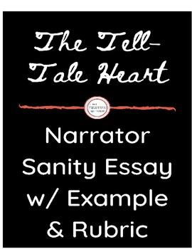"""The Tell-Tale Heart""- Narrator Sanity Essay"