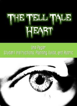 The Tell Tale Heart One Pager
