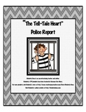 The Tell-Tale Heart Police Report