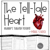 The Tell-Tale Heart Reader's Theater Toolkit for Middle School