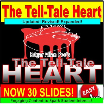 The Tell Tale Heart : Short Story PowerPoint