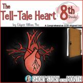 The Tell-Tale Heart Short Story Unit (Edgar Allan Poe) for 8th Grade