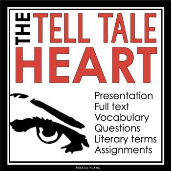 the tell tale heart genre
