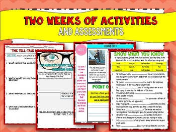 The Tell-Tale Heart Student Workbook