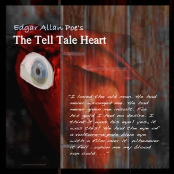The Tell Tale Heart Text