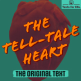The Tell-Tale Heart - The Original Text