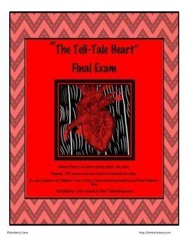 The Tell Tale Heart Unit Bundle