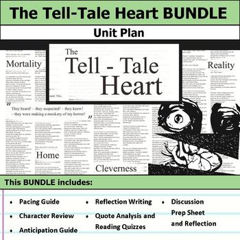 The Tell-Tale Heart Unit Bundle