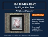 The Tell-Tale Heart, Edgar Allan Poe Annotation Organizer