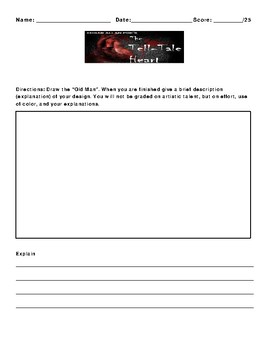 The Tell-Tale Heart by Edgar Allan Poe Assignment