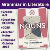 The Tell-Tale Heart by Edgar Allan Poe - Nouns - Grammar in Literature Series